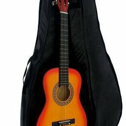 Аксессуары и комплектующие для гитар - Утеплённый Зимний Чехол Brahner Для Классической Гитары, 0