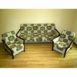 Диваны и кушетки - Комплект мебели для гостиной., 0