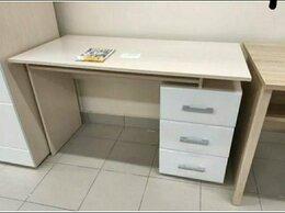 """Компьютерные и письменные столы - Стол письменный """"Симба"""" белый глянец, 0"""