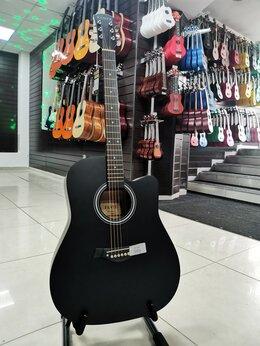 Укулеле - FANTE FT-221-bk Акустическая гитара с вырезом , 0