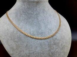 Цепи - Цепь золото 585 пробы. Масса 13.3 грамма (55 См), 0