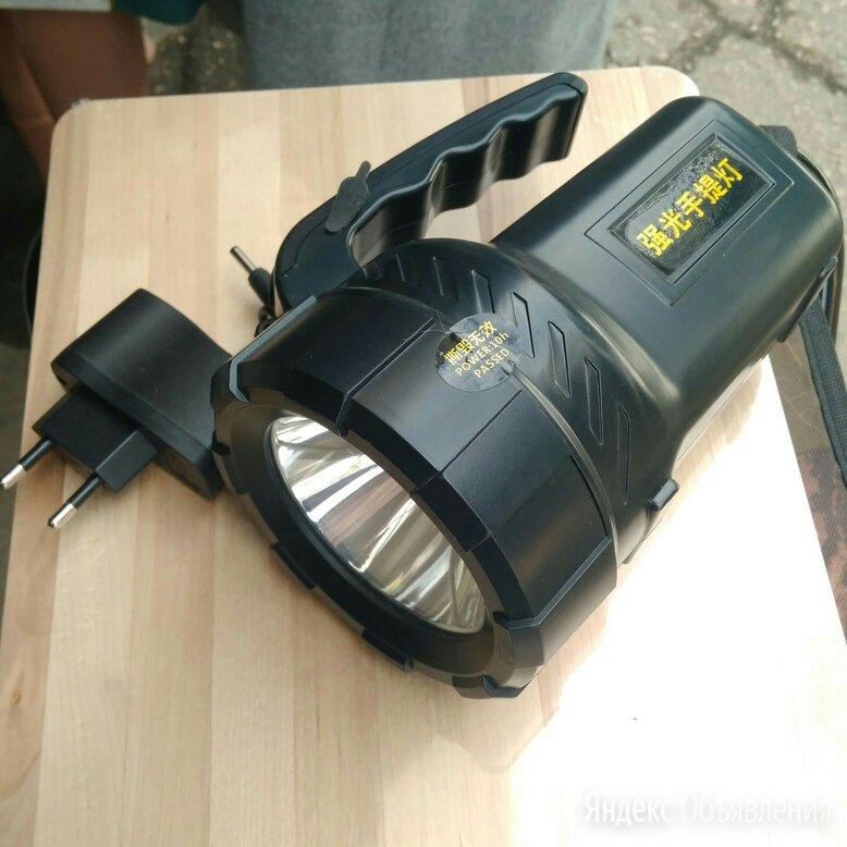 Фонарь ручной аккумуляторный по цене 650₽ - Фонари, фото 0