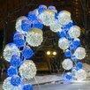 Световая Арка Bubbles (цвет на выбор) по цене 430000₽ - Новогодний декор и аксессуары, фото 2