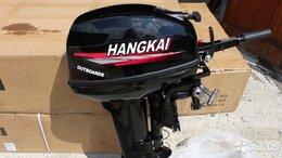 Двигатель и комплектующие  - Лодочный мотор Hangkai  9,9 HP 246 куб, 0