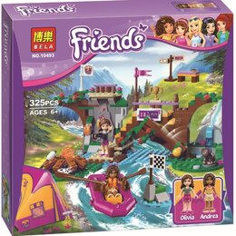 Развивающие игрушки - Конструктор FRIENDS (325 дет), 0