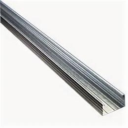 Гипсокартон и комплектующие - Профиль Потолочный ПП 60х27 (3м) 0,5 мм, 0