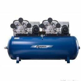 Воздушные компрессоры - Компрессор Remeza сб 4/Ф-500 LB 75 Т Тандем, 0
