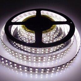 Светодиодные ленты - Лента светодиодная 3528 12 вольт 240 Led на метр, 0