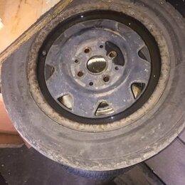 Шины, диски и комплектующие - диски штампованные Р 14 для Ауди 100 родные, 0