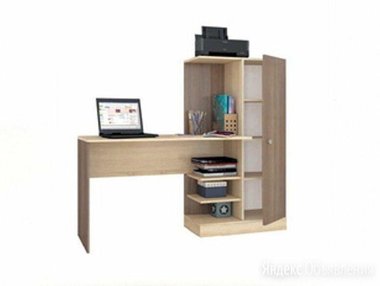 """Компьютерный стол """"Квартет 6"""" (Новая мебель) по цене 4850₽ - Компьютерные и письменные столы, фото 0"""