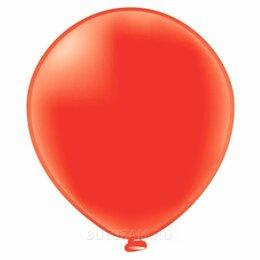 """Украшения и бутафория - Воздушный шарик 12""""/30см Пастель Красный 1 шт, 0"""