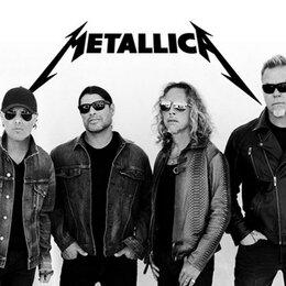 Музыкальные CD и аудиокассеты - Metallica, 0