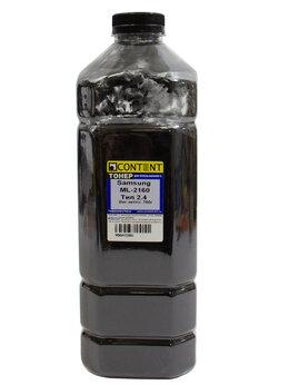 Чернила, тонеры, фотобарабаны - Тонер Content для Samsung ML-2160, Тип 2.4, Bk,…, 0