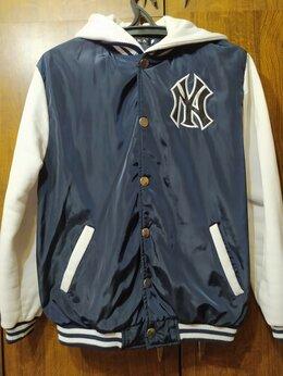 Куртки - Куртка (бомбер) NY, 0