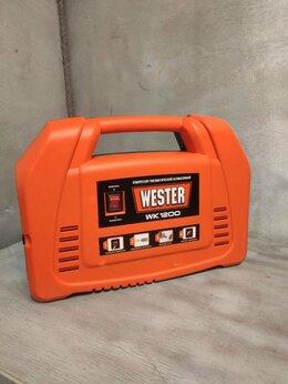 Воздушные компрессоры - Компрессор безмасляный Wester WK1200, 0
