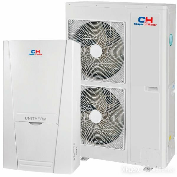 Тепловой насос воздух-вода Cooper&Hunter CH-HP12SINM по цене 480000₽ - Тепловые насосы, фото 0