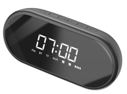 Часы настольные и каминные - Часы-будильник с акустической системой Baseus…, 0