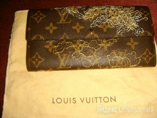 Кошелек Louis Vuitton dentelle Tresor по цене 85000₽ - Кошельки, фото 0