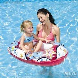 Круги и матрасы  - Детская надувная лодка от 1.5 до 6 лет., 0