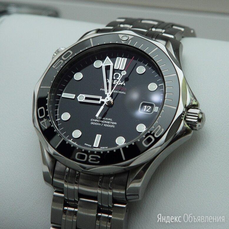 Omega Seamaster Co-axial 212.30.41.20.01.003 по цене 299990₽ - Наручные часы, фото 0