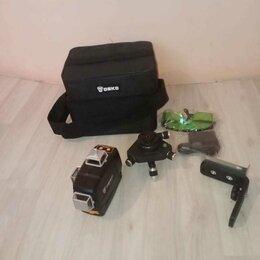 Измерительные инструменты и приборы - Нивелир лазерный 3d 12лучей Deko , 0