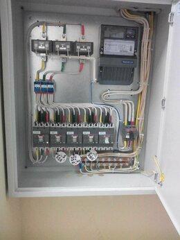 Архитектура, строительство и ремонт - Сборка электрических щитов, 0
