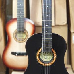 Акустические и классические гитары - Российская звонкая гитара, 0
