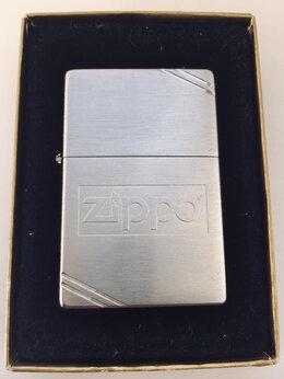Пепельницы и зажигалки - Zippo серии Vintage с штампом ZIPPO - 1998 года, 0