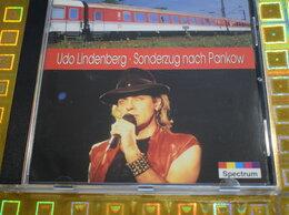 Музыкальные CD и аудиокассеты - Udo Lindenberg – Sonderzug Nach Pankow. , 0