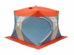 Палатки - Нельма Куб-3 Люкс палатка для зимней рыбалки, 0