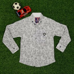 Рубашки - Рубашка с длинным рукавом, 0