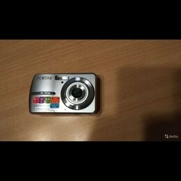 Фотоаппараты - Компактный фотоаппарат Pentax, 0