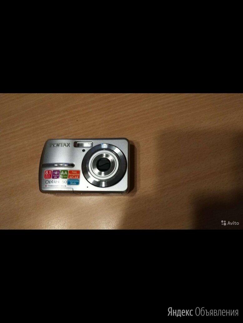 Компактный фотоаппарат Pentax по цене 400₽ - Фотоаппараты, фото 0