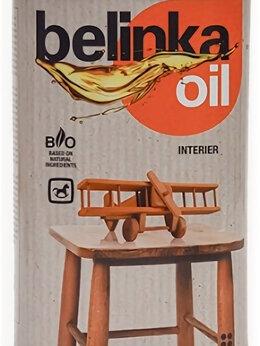 Масла и воск - BELINKA Масло с воском для древесины внутри…, 0