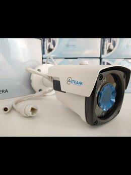 Камеры видеонаблюдения - IP-камера 5mP уличная AltCam ICV51IR (2,8-12мм), 0