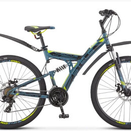 Велосипеды - Велосипед Stels Focus MD 21-sp V010 19 (новый), 0