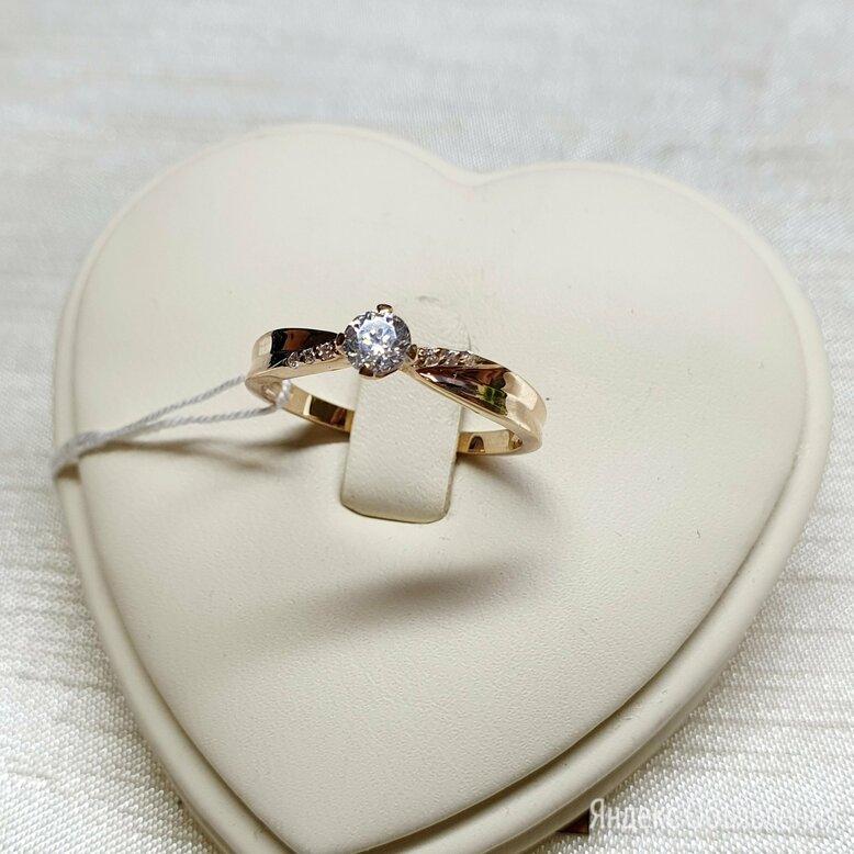 Новое золотое кольцо  по цене 4000₽ - Кольца и перстни, фото 0