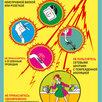 """Комплект таблиц """"Технология. Безопасные приемы труда для девочек"""" по цене 1950₽ - Обучающие плакаты, фото 16"""