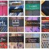 Галстуки топ-брендов из США (по 1 экземпляру) по цене 7000₽ - Галстуки и бабочки, фото 6
