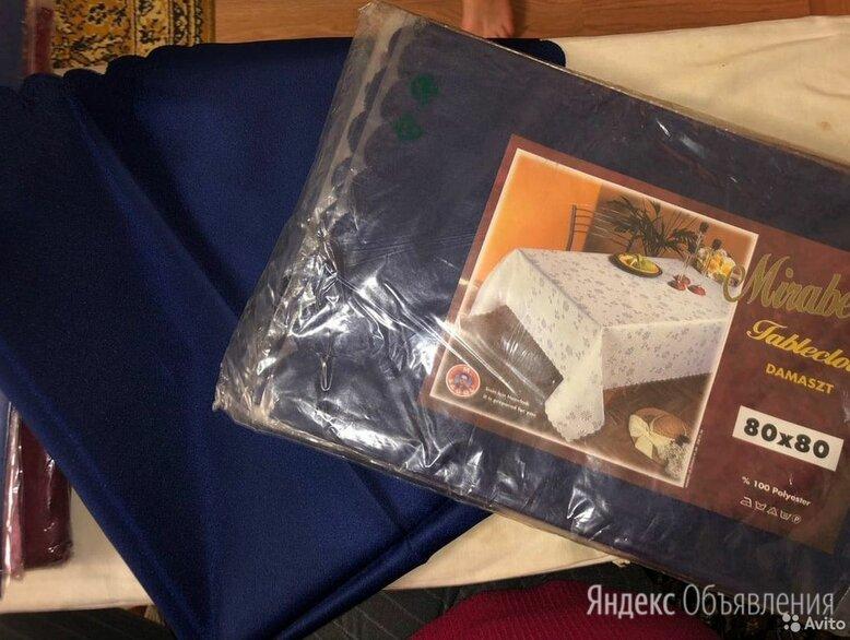 Продам скатерти для кафе\ресторана или дома по цене 300₽ - Скатерти и салфетки, фото 0
