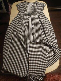 Платья - Платье в клетку, 0