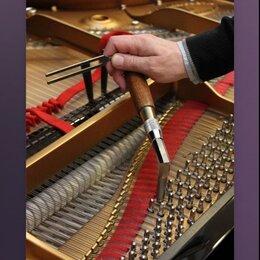 Клавишные инструменты - Услуга, по настройке пианино., 0