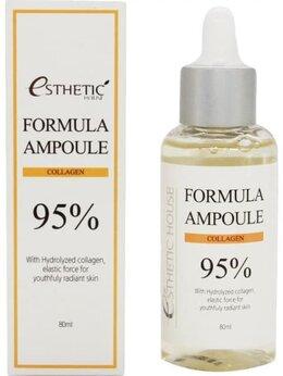 Увлажнение и питание -  Сыворотки для лица FORMULA AMPOULE  Коллаген, 0