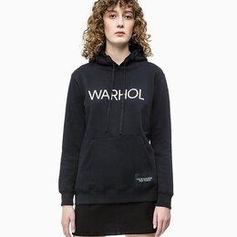 Толстовки - Худи Calvin Klein x Andy Warhol, утеплённое, 0