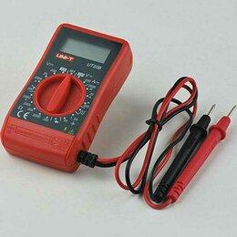 Измерительные инструменты и приборы - Портативный цифровой мультиметр UNI-T UT20B, 0