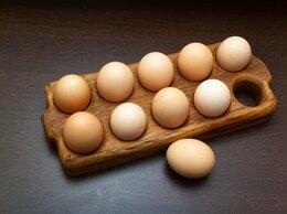 Подставки и держатели - Подставка для яиц из дуба, 0