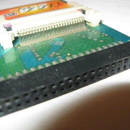 Устройства для чтения карт памяти - Картридер и флэшкарта IDE, 0