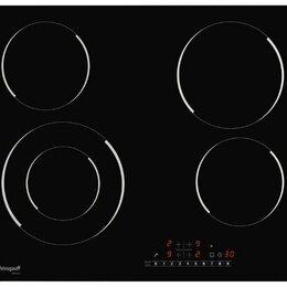 Плиты и варочные панели - Варочная панель Weissgauff ( витринный образец), 0