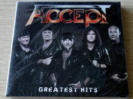 Музыкальные CD и аудиокассеты - Accept - Greatest Hits 2CD Digi. - Компакт Диск, 0