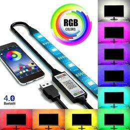 Светодиодные ленты - Лента светодиодная RGB(Bluetooth) 2метра (L07), 0